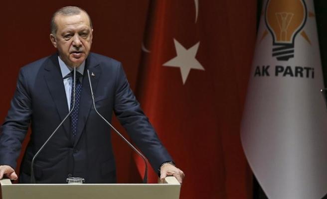 """Erdoğan'dan Denktaş'a: """"Saygı ve rahmetle anıyorum"""""""
