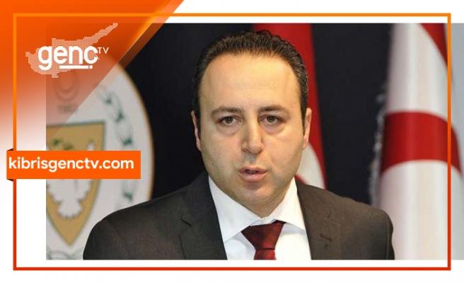Erhan Erçin, görevinden ayrıldı