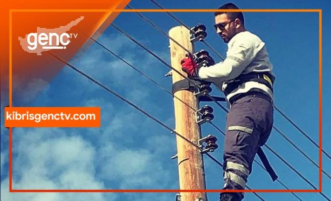 Gazimağusa'nın bazı bölgelerinde bugün elektrik yok