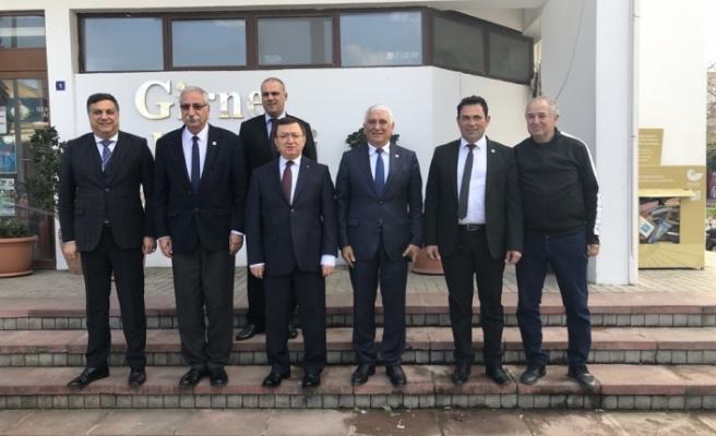 Girne Belediyesi'ne uluslararası teklif