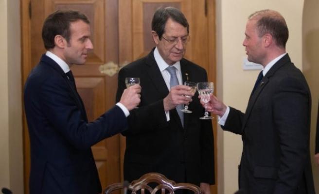 Güney Kıbrıs, Fransa ve İtalya arasında enerji ve savunma alanlarında anlaşma