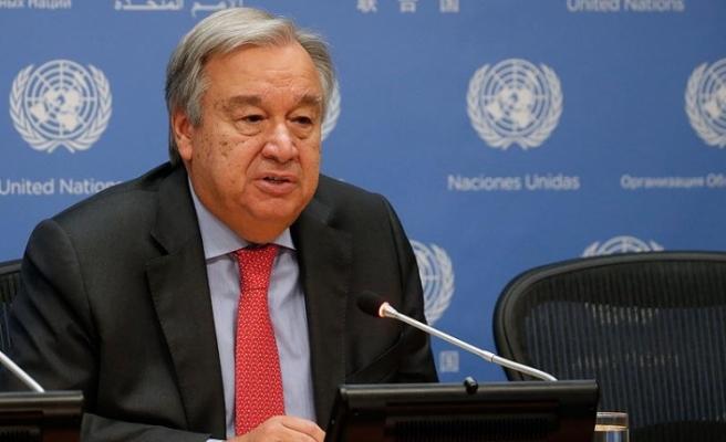 """Guterres önerdi: """"Barış Gücünün görev süresi 6 ay daha uzatılmalı"""""""