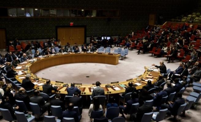 Güvenlik Konseyi üyeleri  taslak kararı kabul etti