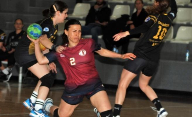 Hentbol KTSYD Kupası'nda kadınlar finalisti YDÜ