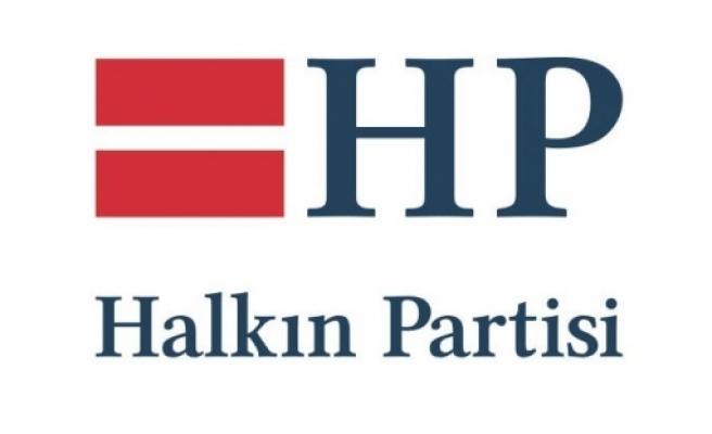 HP'in ilçe kongreleri bugün başlıyor