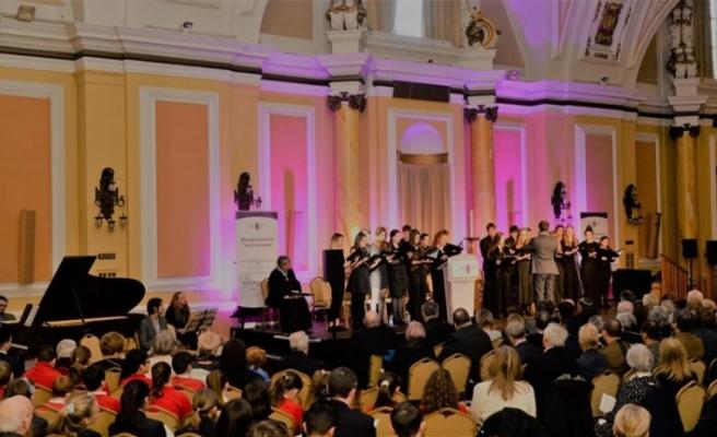 Kıbrıslı Türk Piyanist, Uluslararası Soykırımı Anma etkinliğinde sahne aldı