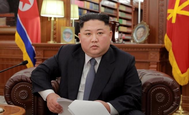 """Kim'den Trump'a uyarı: """"Beni yoldan çıkarma"""""""