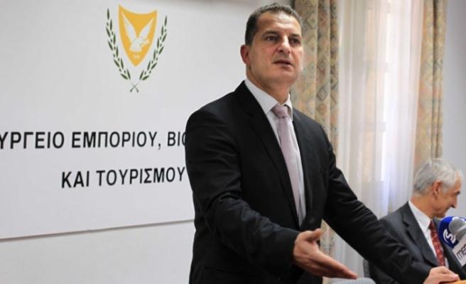 Lakkotripis'in, hellim ihracatına ilişkin rakamları meclise sundu