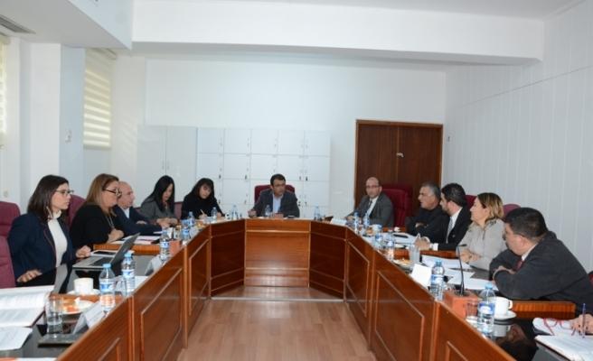 Meclis İçtüzük Komitesi toplandı