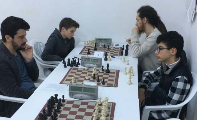 Müessese Satranç Turnuvasında 3. tur tamamlandı.