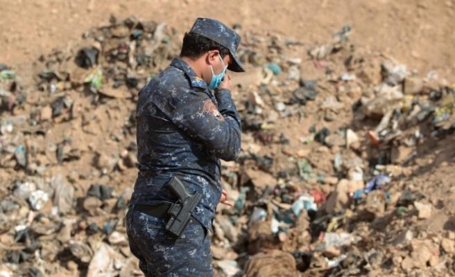 Musul'da 38 kadın cesedinin olduğu toplu mezar bulundu