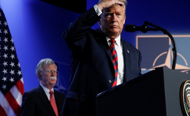"""New York Times: """"Trump NATO'dan çıkmak istiyor"""""""