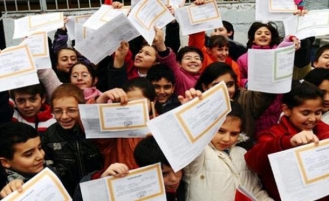 Öğrenciler 31 Ocak Perşembe günü karne alacak