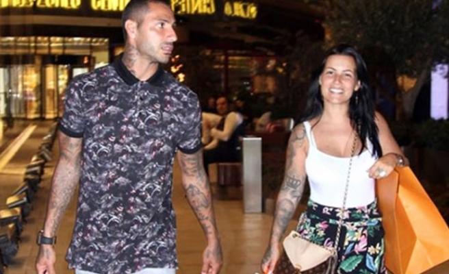 Quaresma'nın eşi çocuklarıyla birlikte İstanbul'dan ayrıldı