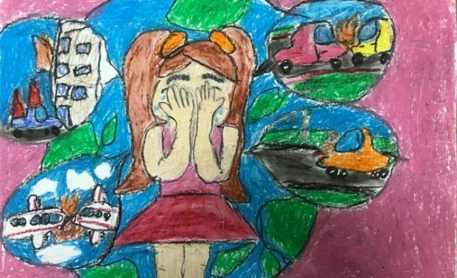 Resim yarışması sonuçlandı