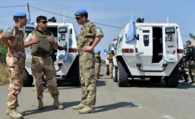 Rum Yönetimi BM Barış Gücü için harekete geçti