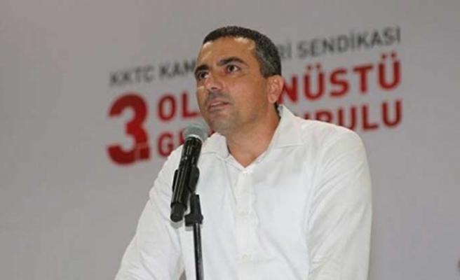 Serdaroğlu,Kurucu Cumhurbaşkanı Denktaş'ı andı