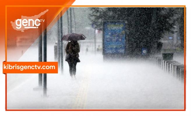 """""""Şiddetli yağışlar 8 Ocak'a kadar devam edecek"""""""