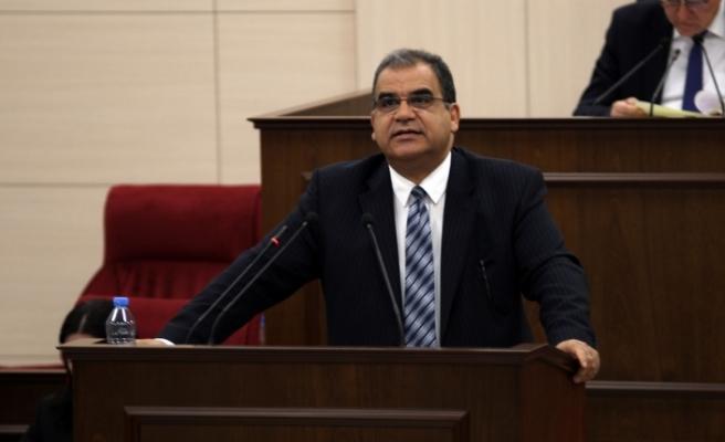 """Sucuoğlu: """"Birçok yasa dışı uygulamaya rağmen sözleşme iptal edilmedi"""""""