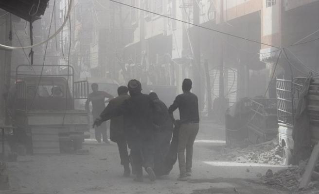 Suriye'de 2018 için korkunç rakamlar