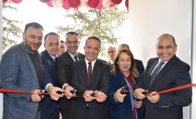 Tarımsal Araştırma Enstitüsü Güzelyurt İstasyonu ve Biyoteknoloji Laboratuvarı'nın açılışı yapıldı