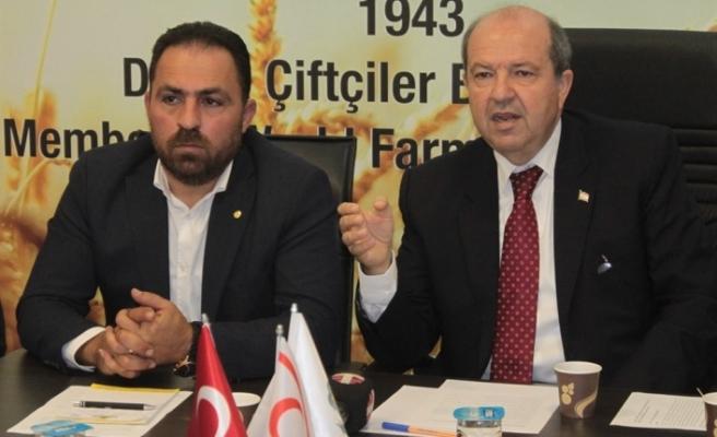 """Tatar: """"Parti olarak üreticinin yanındayız… Hükümetin takipçisi olacağız"""""""