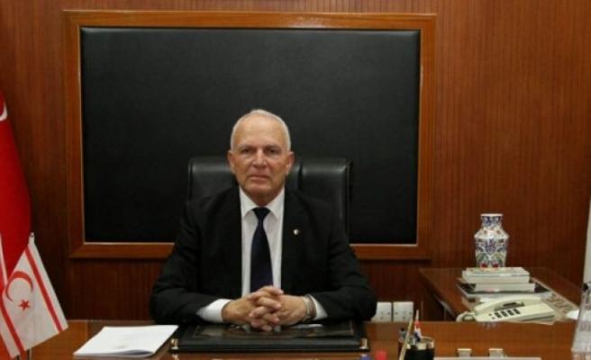 Töre, Rum Yönetimi liderinin yeni yıl mesajını eleştirdi