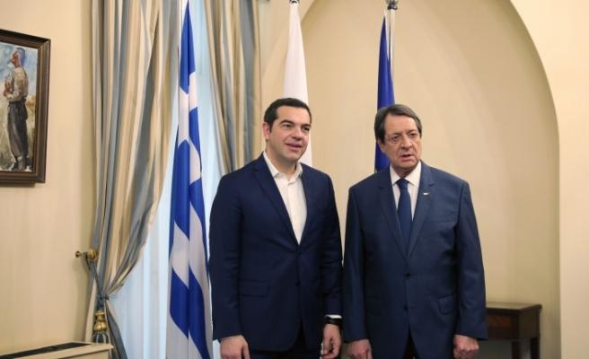 """Tsipras: """"Türkiye uluslararası hukuka saygı duymalıdır"""""""