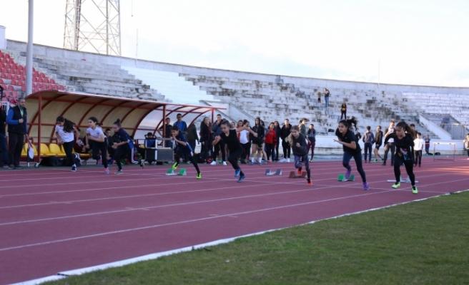 Türkiye U14 ve U16 Atletizm Yarışları kafilesi belirlendi