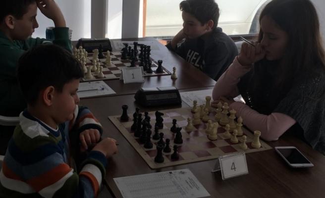 1.Gümüş At Müessese Satranç Turnuvası sonuçlandı