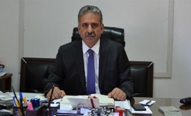 Ahmet Çaluda,  taziye mesajı yayınladı