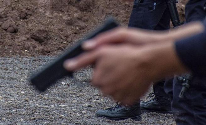 Ankara'da film sahnelerini aratmayacak Polisin başarısı