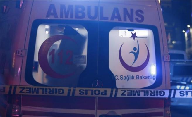 Ankara'da mühimmat patlaması