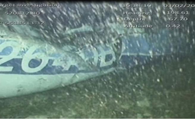 Arjantinli futbolcu Emiliano Sala'yı taşıyan uçakta bir ceset bulundu