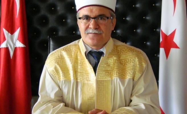 Atalay'dan Türkiye'deki şehitler için mesaj