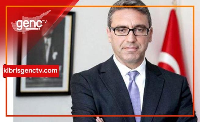 """Atina Büyükelçisi: """"Doğu Akdeniz'de Türkiye'siz denklem çalışmaz"""""""
