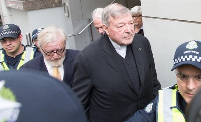 Avustralya Kardinali cinsel tacizden suçlu bulundu