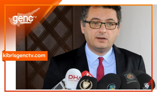 """Başbakan Erhürman: """"Anastasiadis'in yeni fikirlerini netleştirmesini umut ediyoruz"""""""