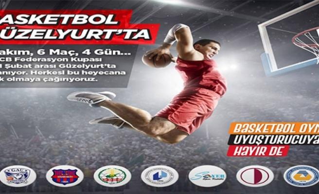 Basketbol'da Federasyon Kupası heyecanı
