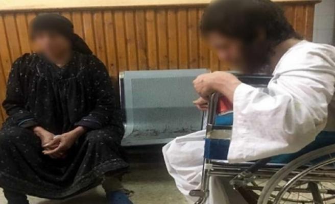 Bir anne, oğlunu 10 yıl boyunca ışık görmeyen bir odada sakladı