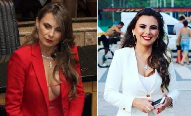 Brezilya'da kadın vekilin kıyafeti ülkeyi karıştırdı