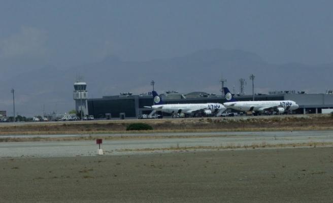 Bugün Ercan Havalimanı'na ilk uçağın inişinin yıldönümü