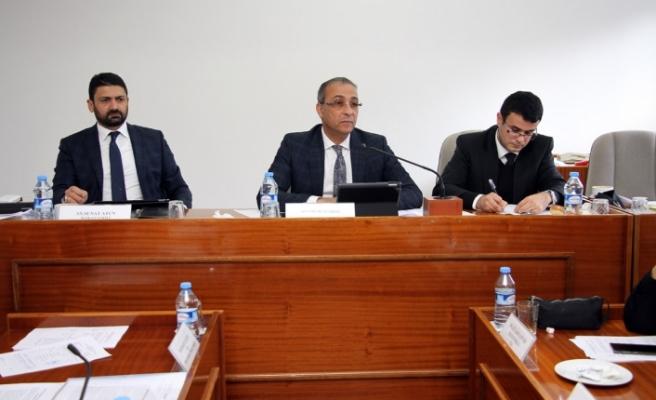 Bütçe ve Plan Komitesi toplandı, 5 tasasrı kabul edildi