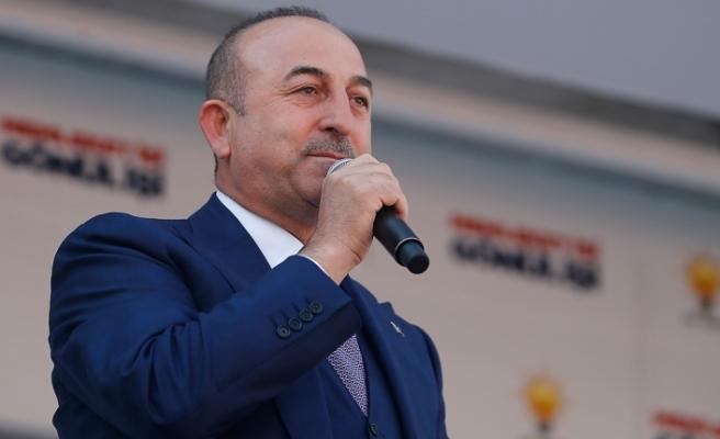"""Çavuşoğlu: """"Kıbrıs'ta sondaja başlıyoruz"""""""
