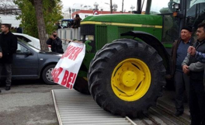 Çiftçiler Birliği'nden, Hayvancılar Birliği'nin gerçekleştireceği araçlı eyleme destek