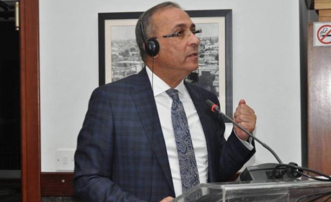 """CTP heyeti Limasol'daki toplantıya katıldı...Toros: """"Önemli yakınlaşmalar sağlandı"""""""