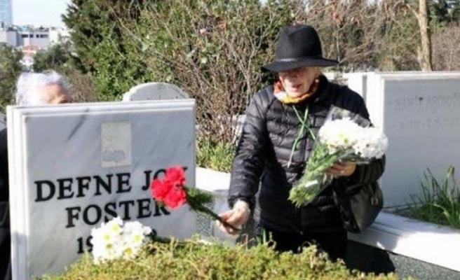 Defne Joy Foster ölümünün 8. yılında anıldı