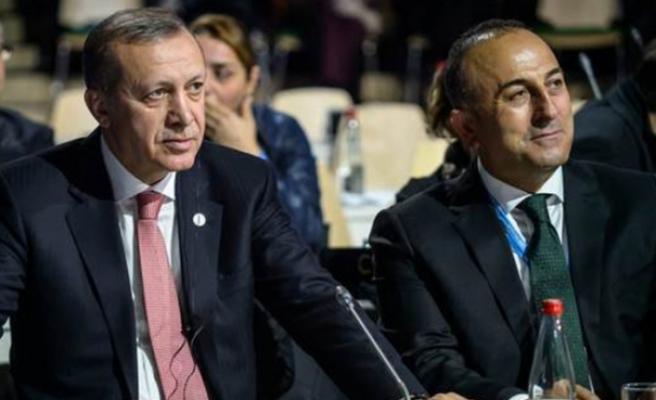 Erdoğan ve Çavuşoğlu'nun açıklamaları Rum basınında