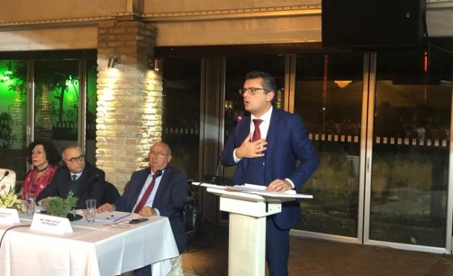 """Erhürman: """"Kıbrıslı Türkler,kendi iradesini temsil etme sorumluluğuna ve bilincine sahiptir"""""""