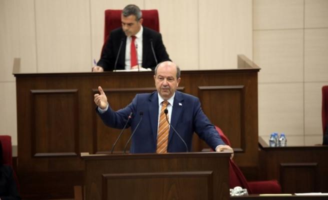 """Ersin Tatar:""""Kurumda yaşananlar rezalet"""""""